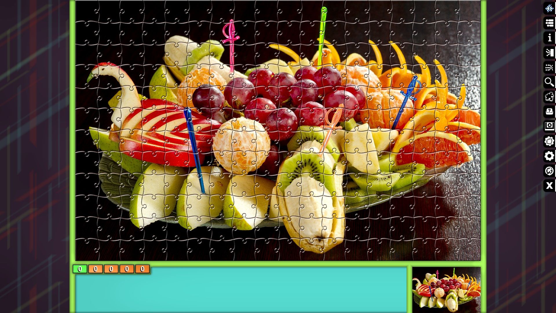Jigsaw Puzzle Pack - Pixel Puzzles Ultimate: Desserts screenshot