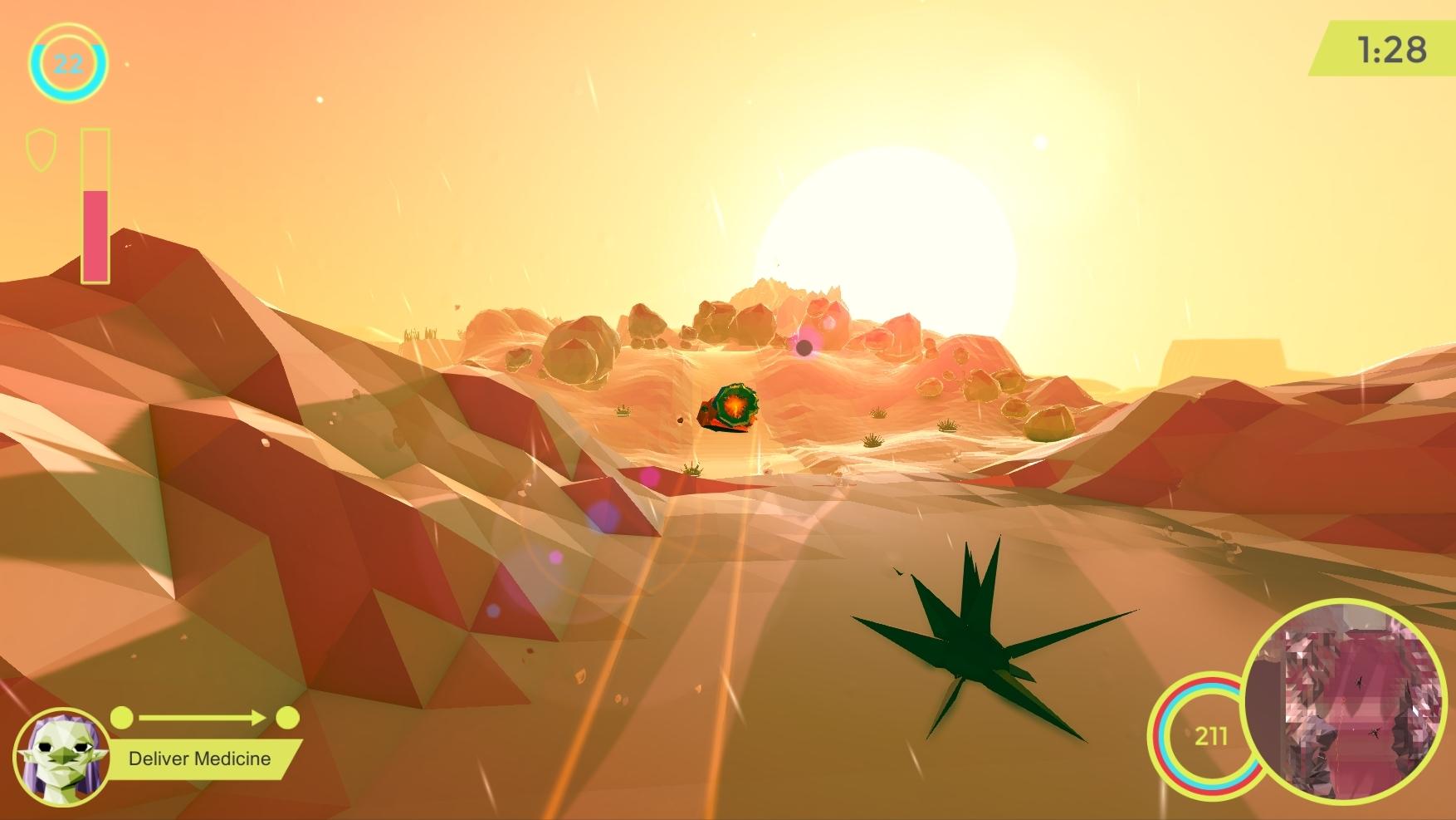 SmuggleCraft screenshot