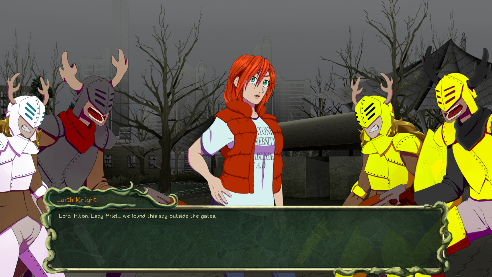Super Army of Tentacles 3: The Search for Army of Tentacles 2 screenshot