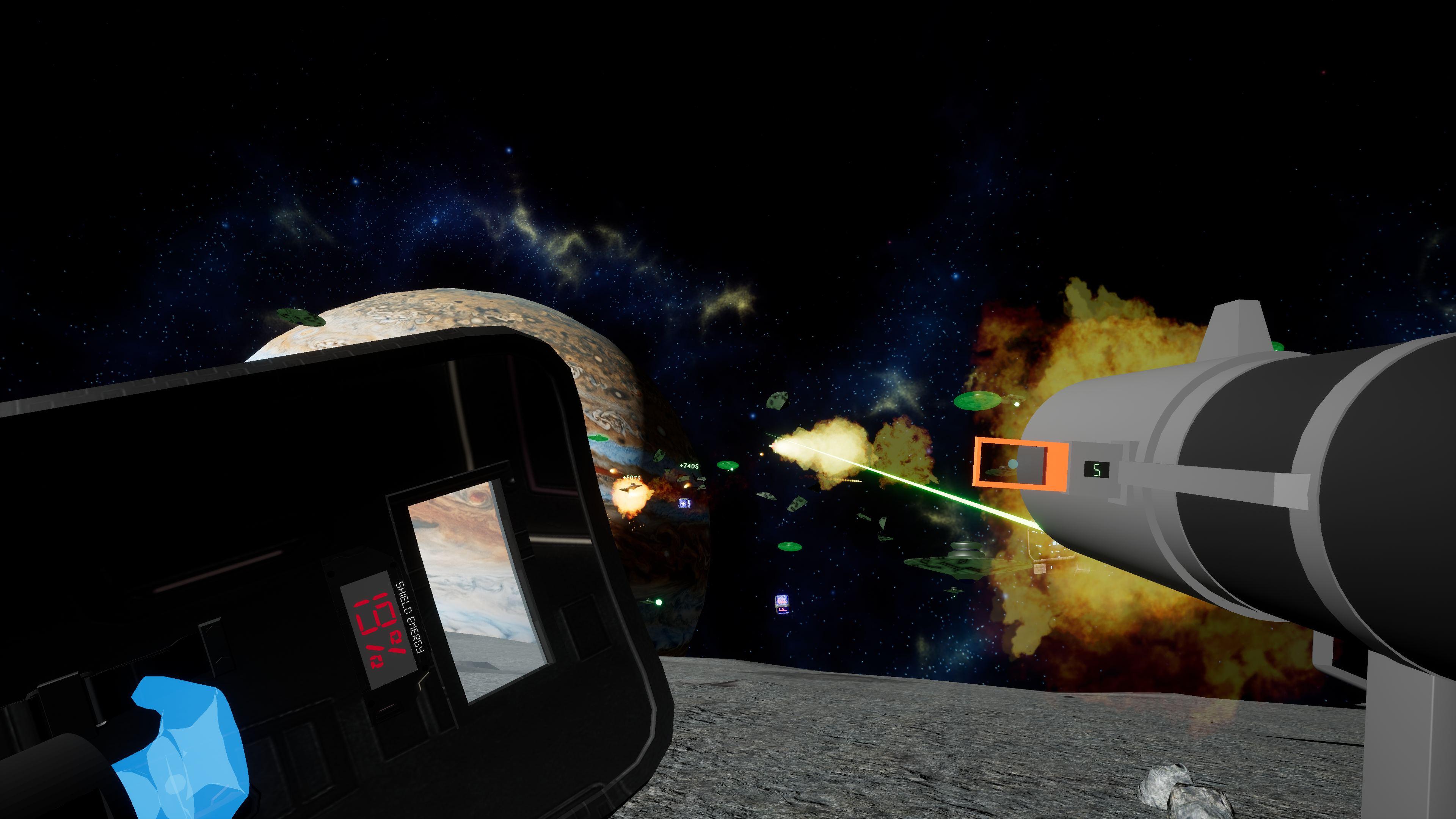 Jupiteration screenshot