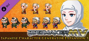 RPG Maker MV - Japanese Character Generator Expansion 3