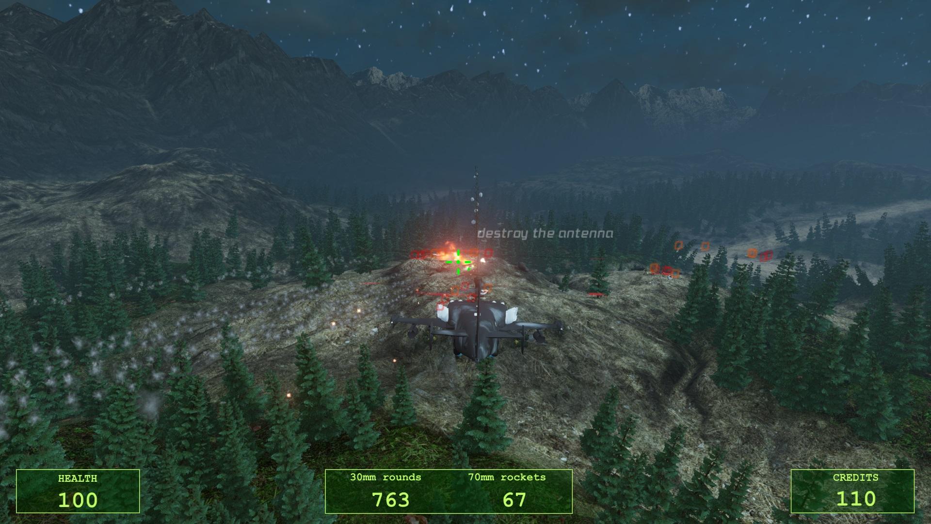 Aerial Destruction screenshot
