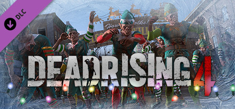 Dead Rising 4 - Holiday Stocking Stuffer Pack steam key giveaway