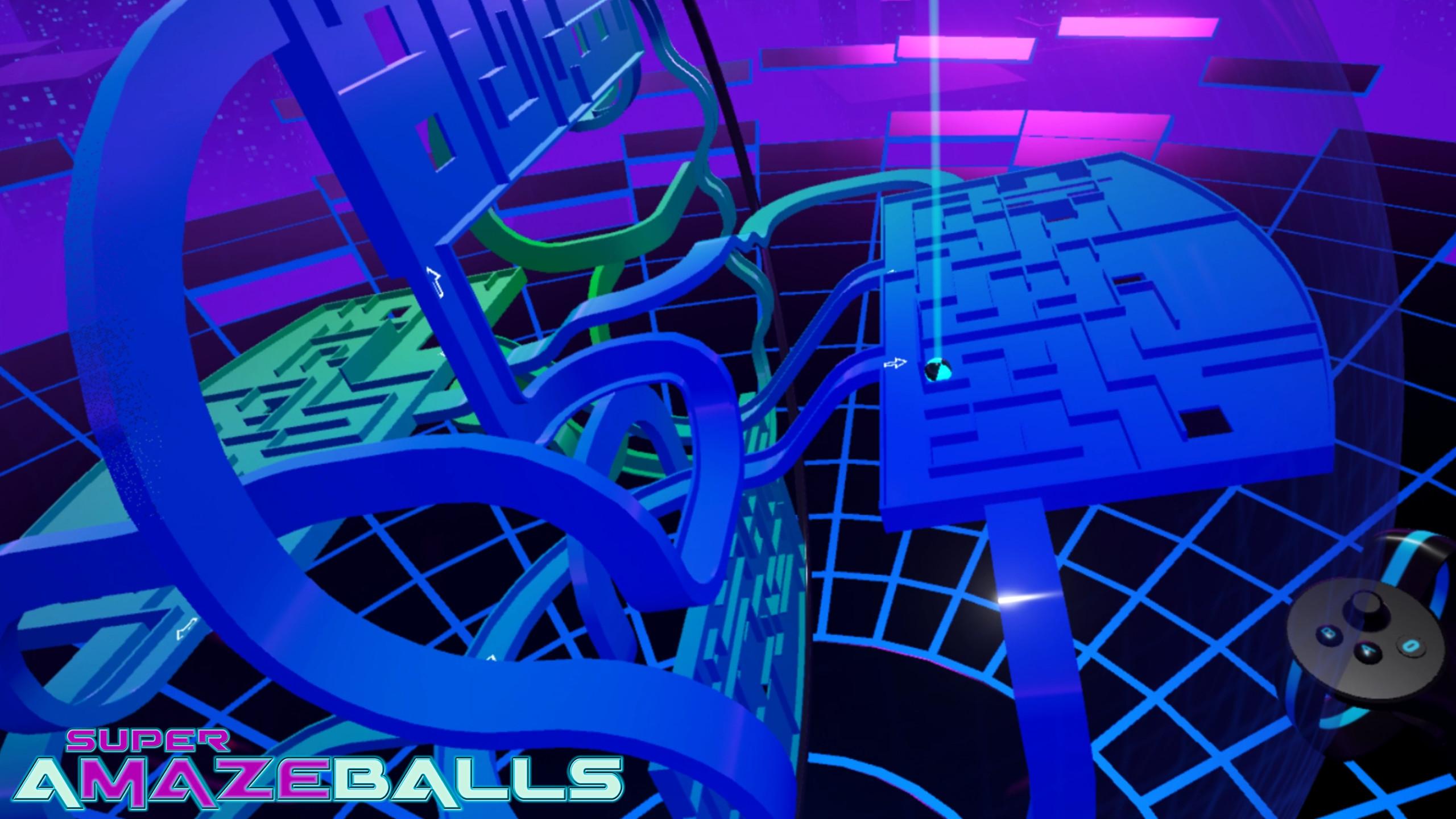 Super Amazeballs screenshot