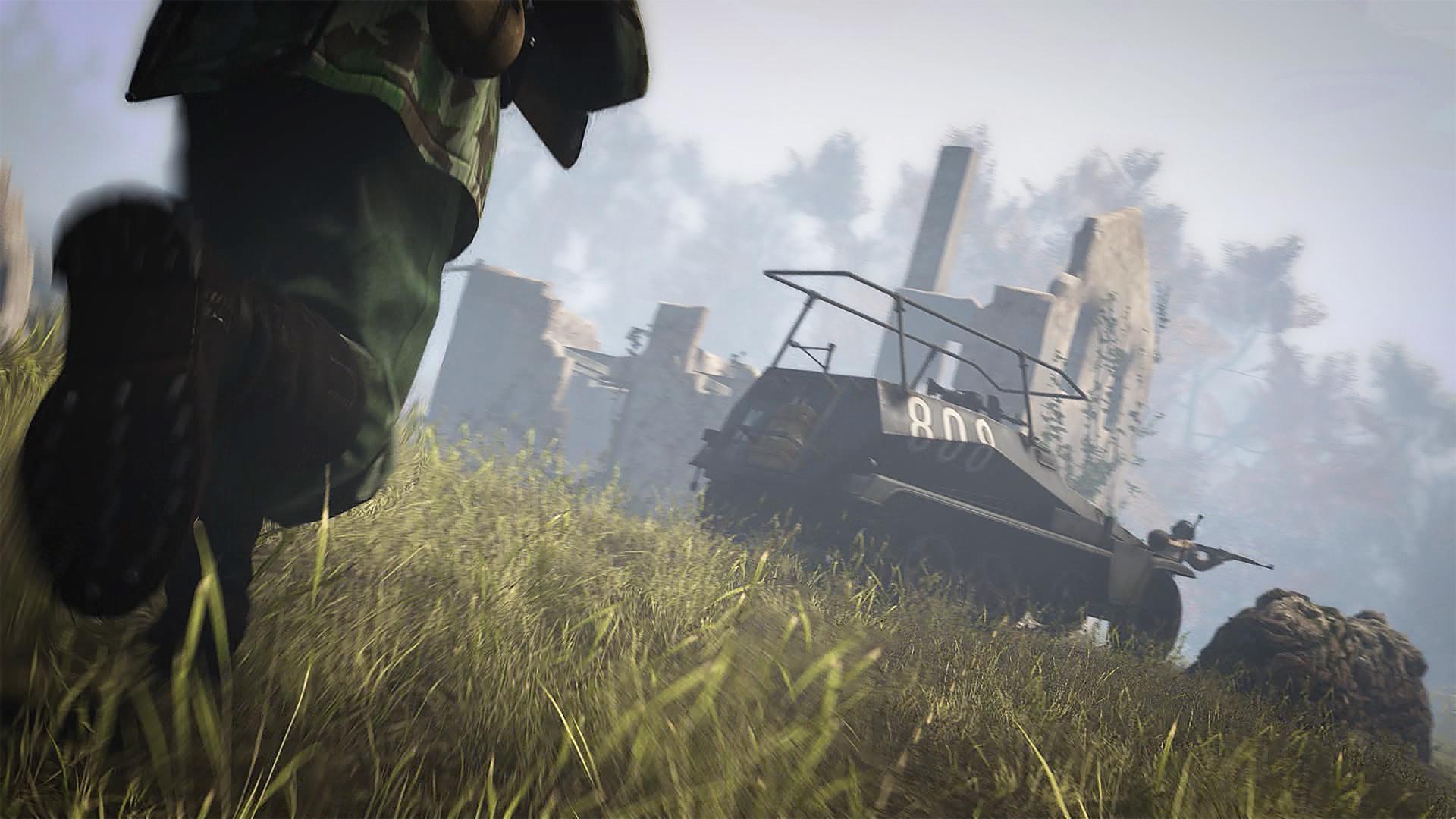 Heroes & Generals - Medkit & Medic Ribbon Boosters screenshot