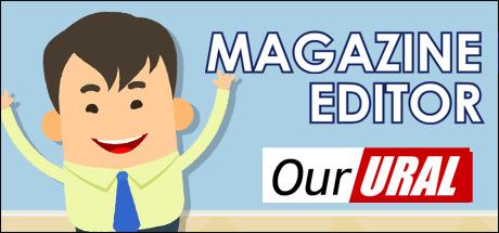 Magazime Editor