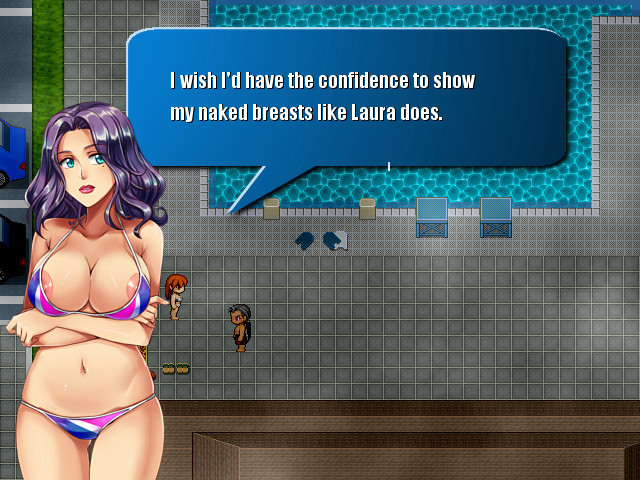 Blood 'n Bikinis screenshot