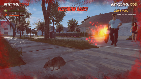 Rat Simulator