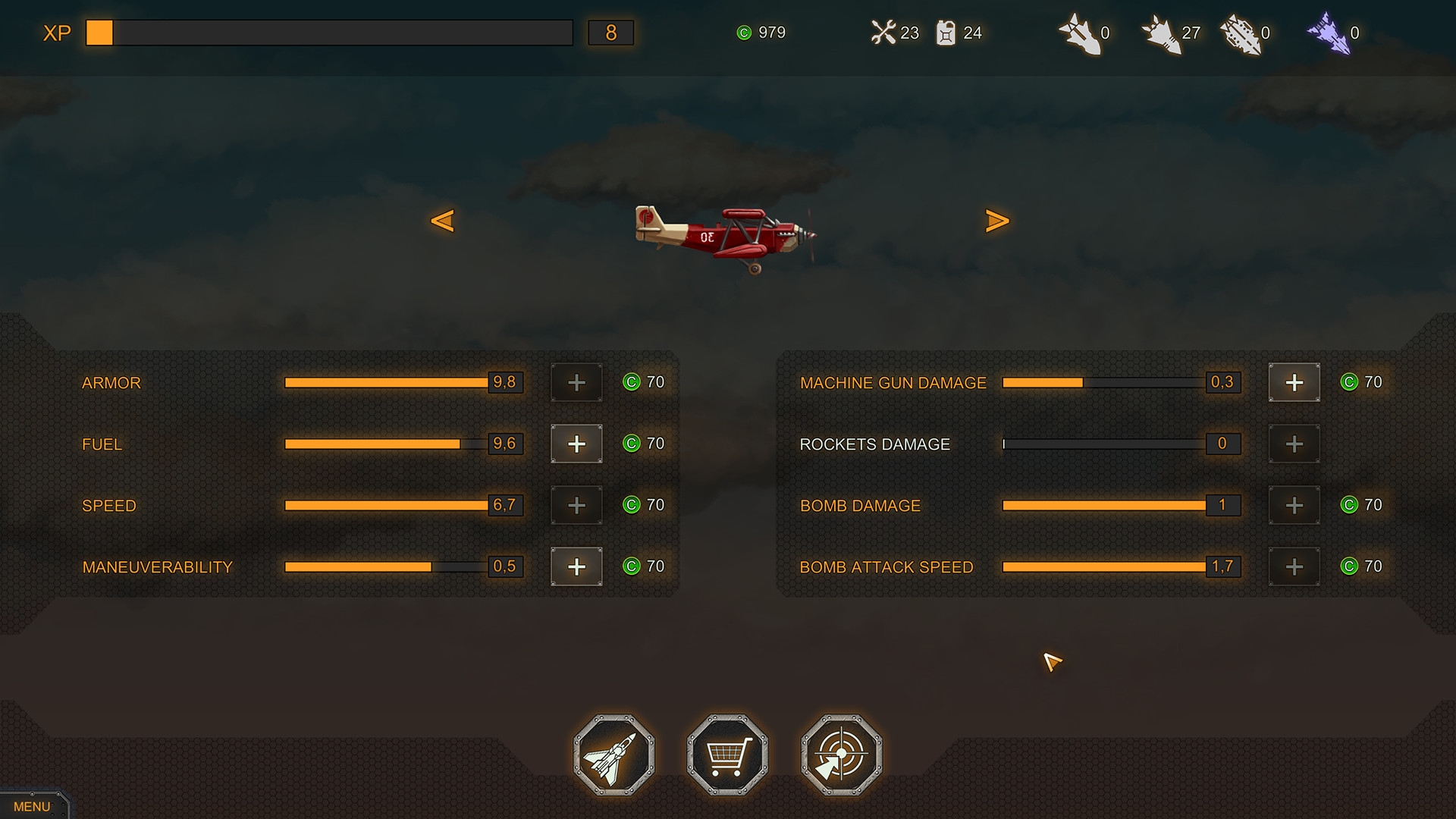 Aircraft Evolution screenshot