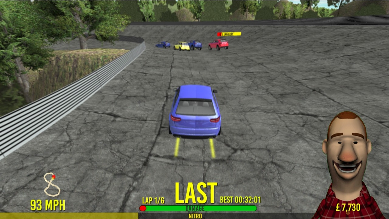 Dumbass Drivers! Screenshot 1