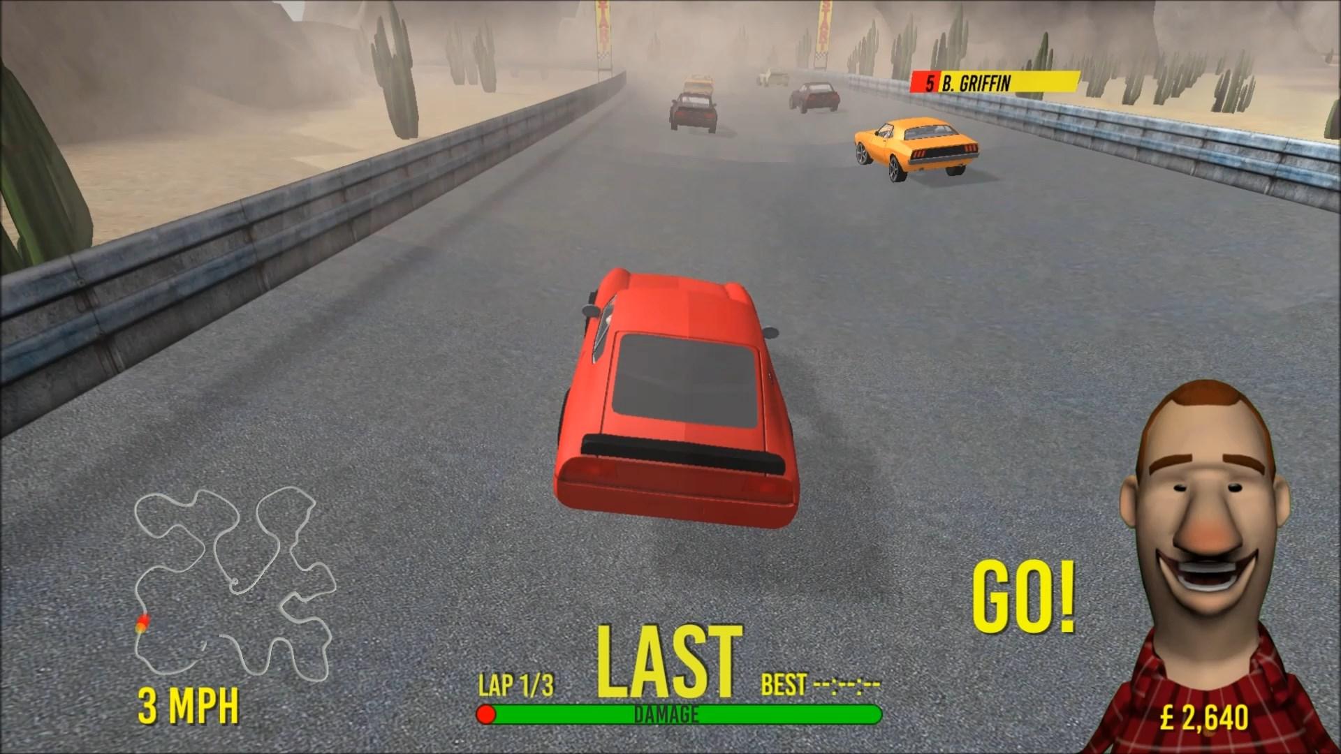 Dumbass Drivers! Screenshot 2