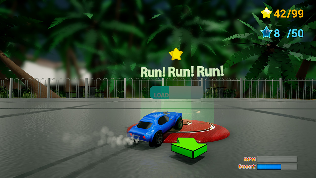 Stunt Toys Screenshot 1