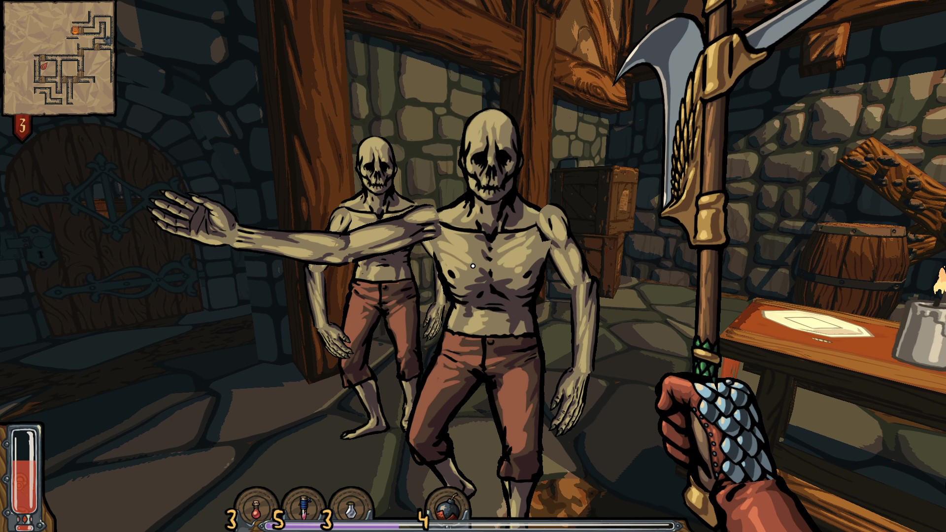 Slasher's Keep screenshot