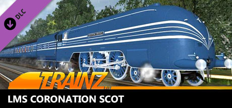 Trainz 2019 DLC: LMS Coronation Scot