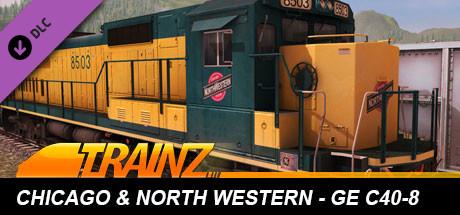 Trainz 2019 DLC: Chicago & North Western GE C40-8