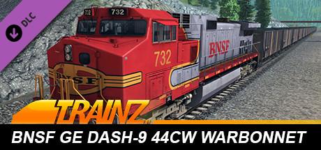 Trainz 2019 DLC: BNSF GE Dash-9 44CW Warbonnet