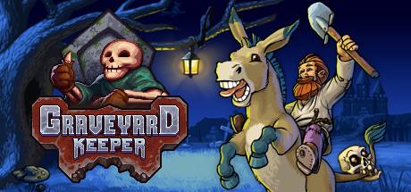 Graveyard Keeper game image