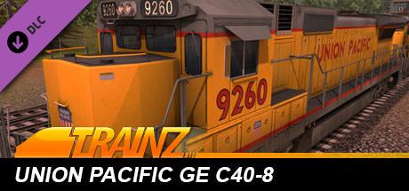 Trainz 2019 DLC: Union Pacific GE C40-8
