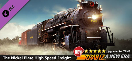 Trainz 2019 DLC: Nickel Plate High Speed Freight