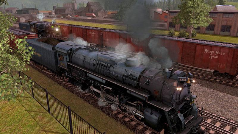Trainz 2019 DLC: Nickel Plate High Speed Freight screenshot