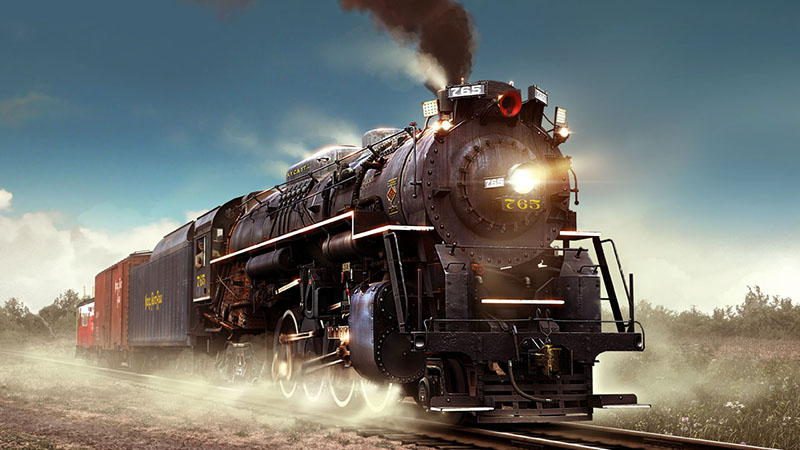 Trainz 2019 DLC: Nickel Plate High Speed Freight screenshot