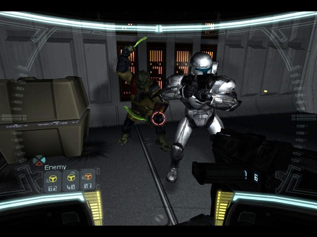 Star Wars: Republic Commando screenshot 1