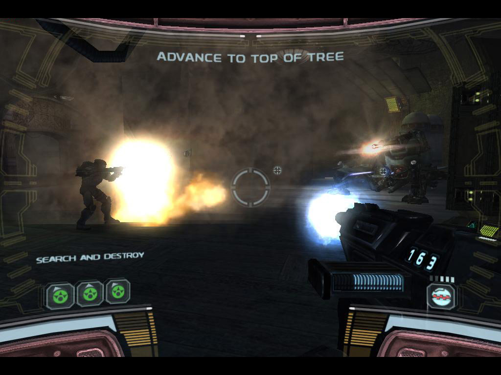 STAR WARS Republic Commando screenshot