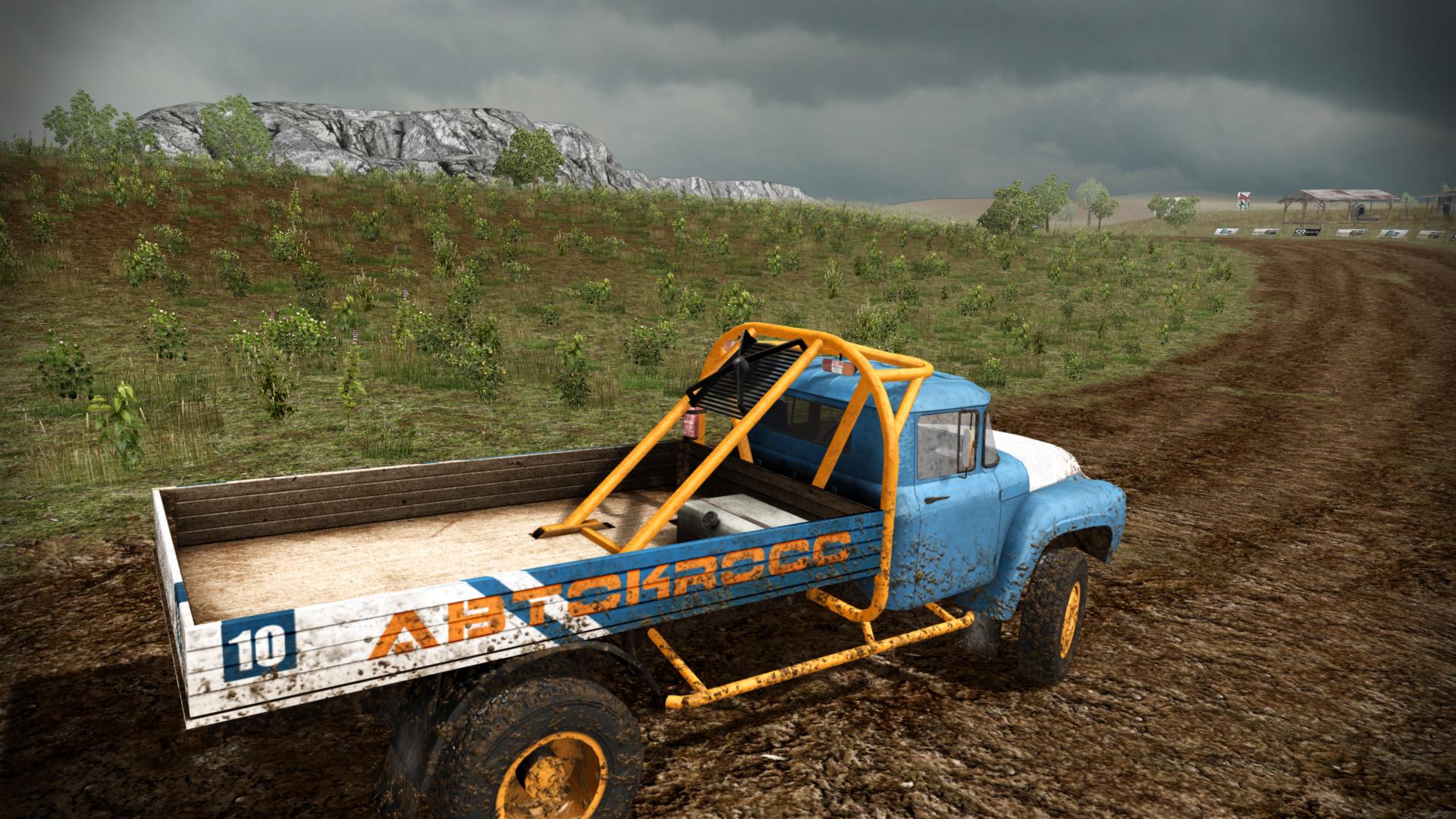 ZiL Truck RallyCross screenshot