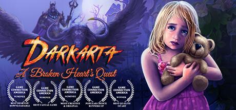 Darkarta: A Broken Heart's Quest Header