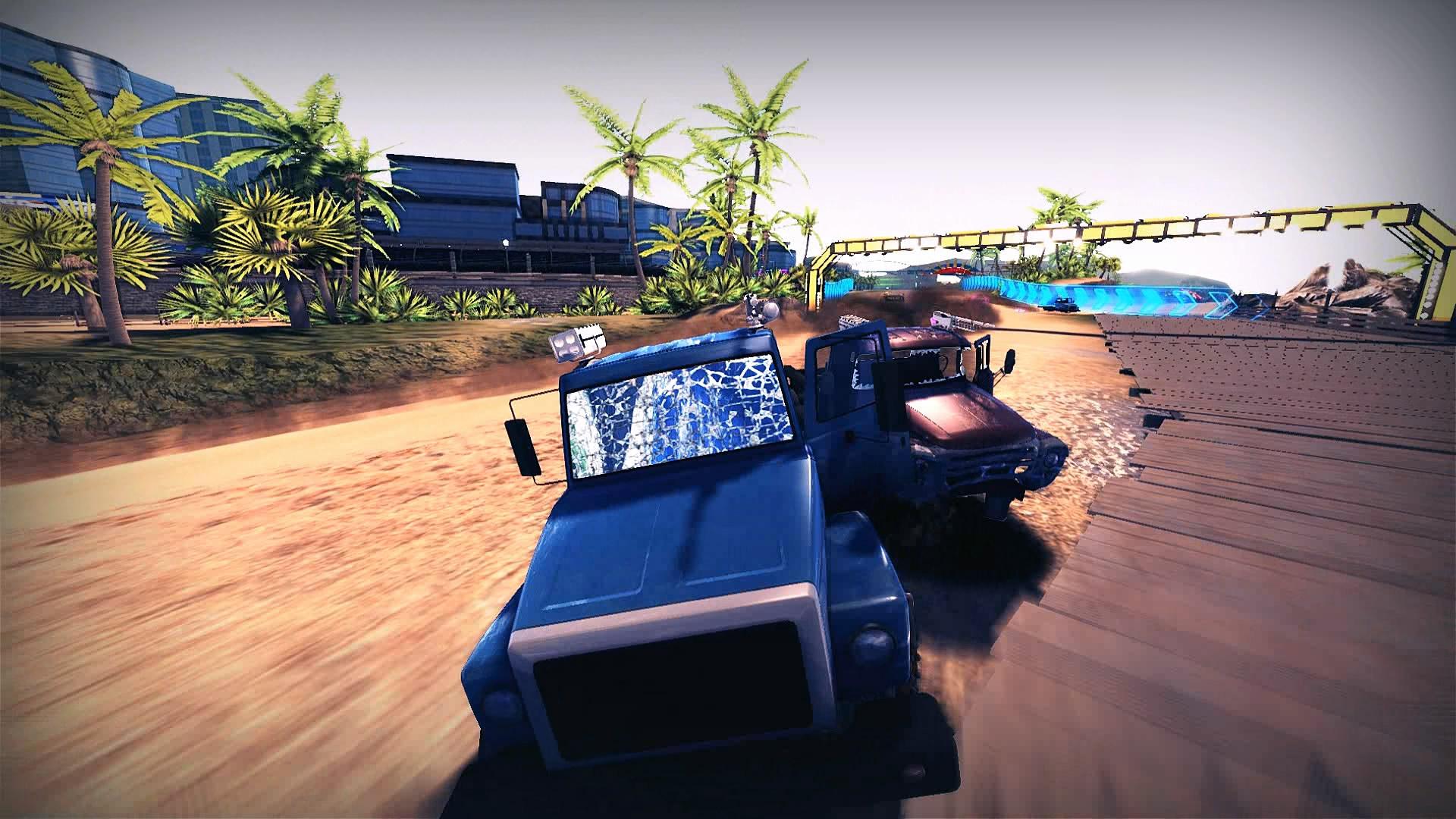 BattleTrucks screenshot