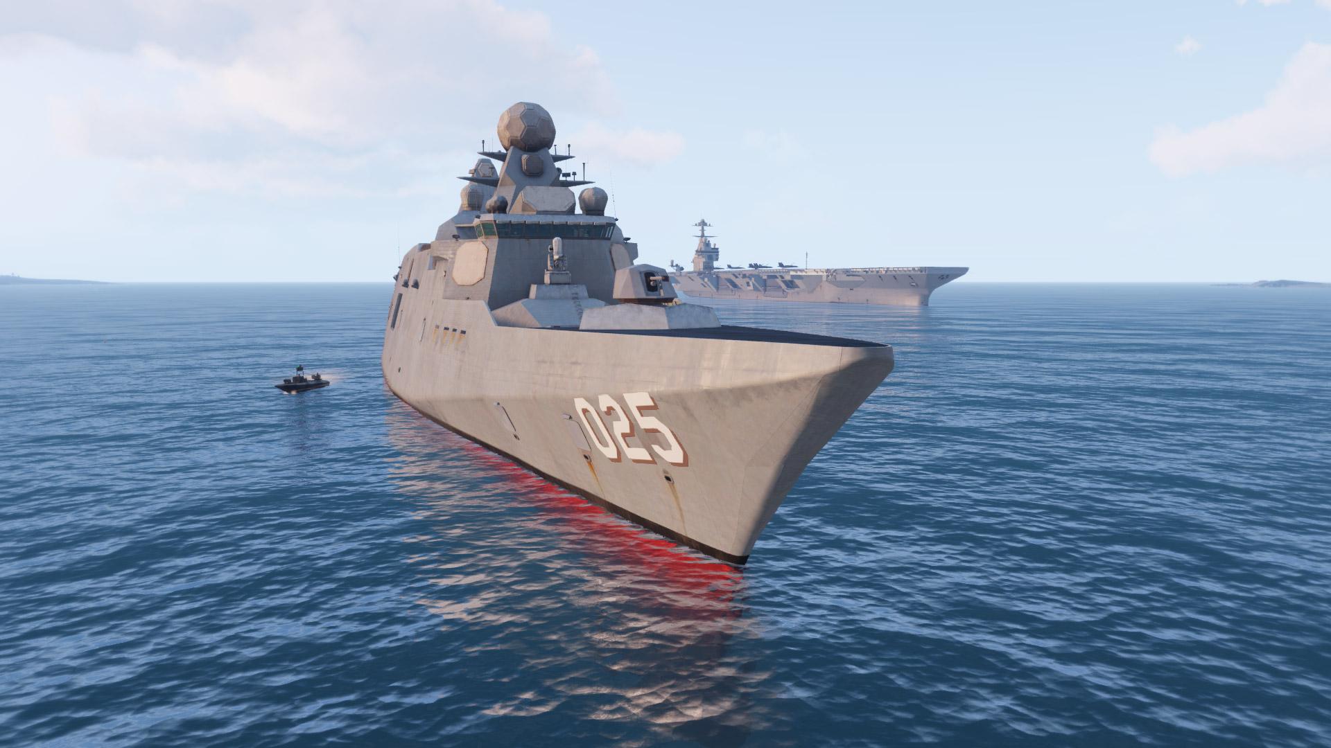 Arma 3 Jets screenshot