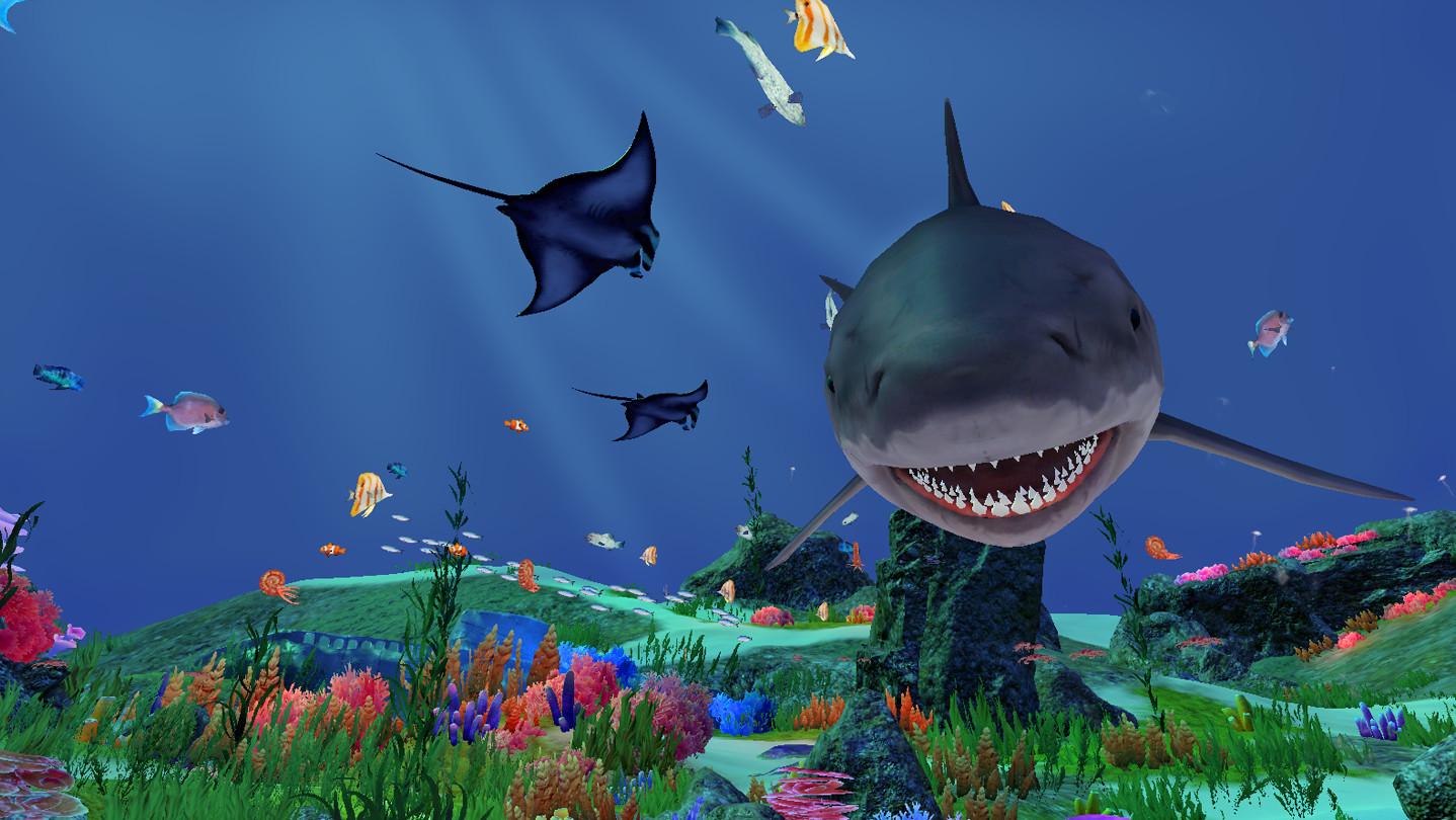 Fancy Fishing VR screenshot