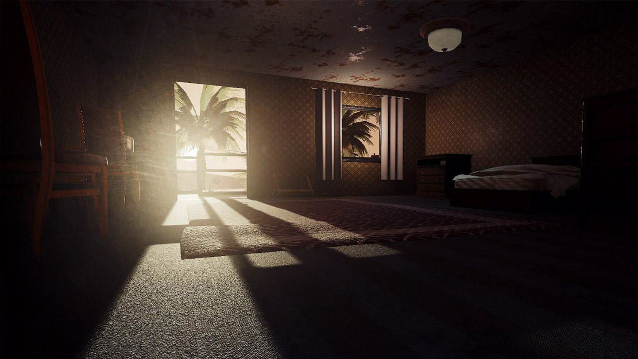 Uplands Motel: VR Thriller screenshot