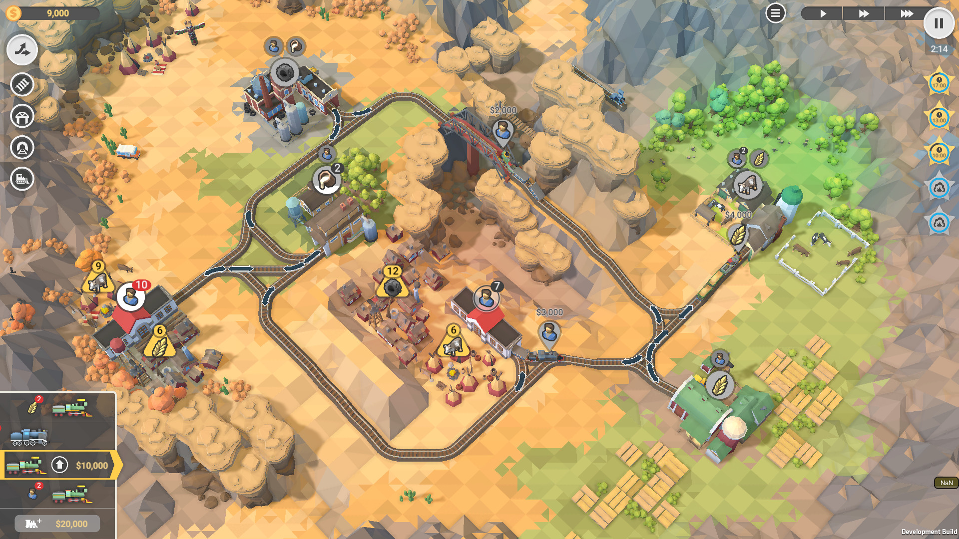 Train Valley 2 screenshot