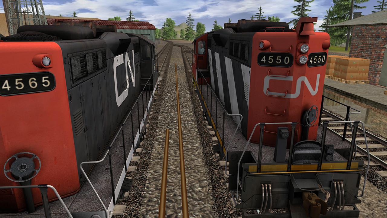 Trainz 2019 DLC: CN GP9 Phase I & II (2 Pack) screenshot