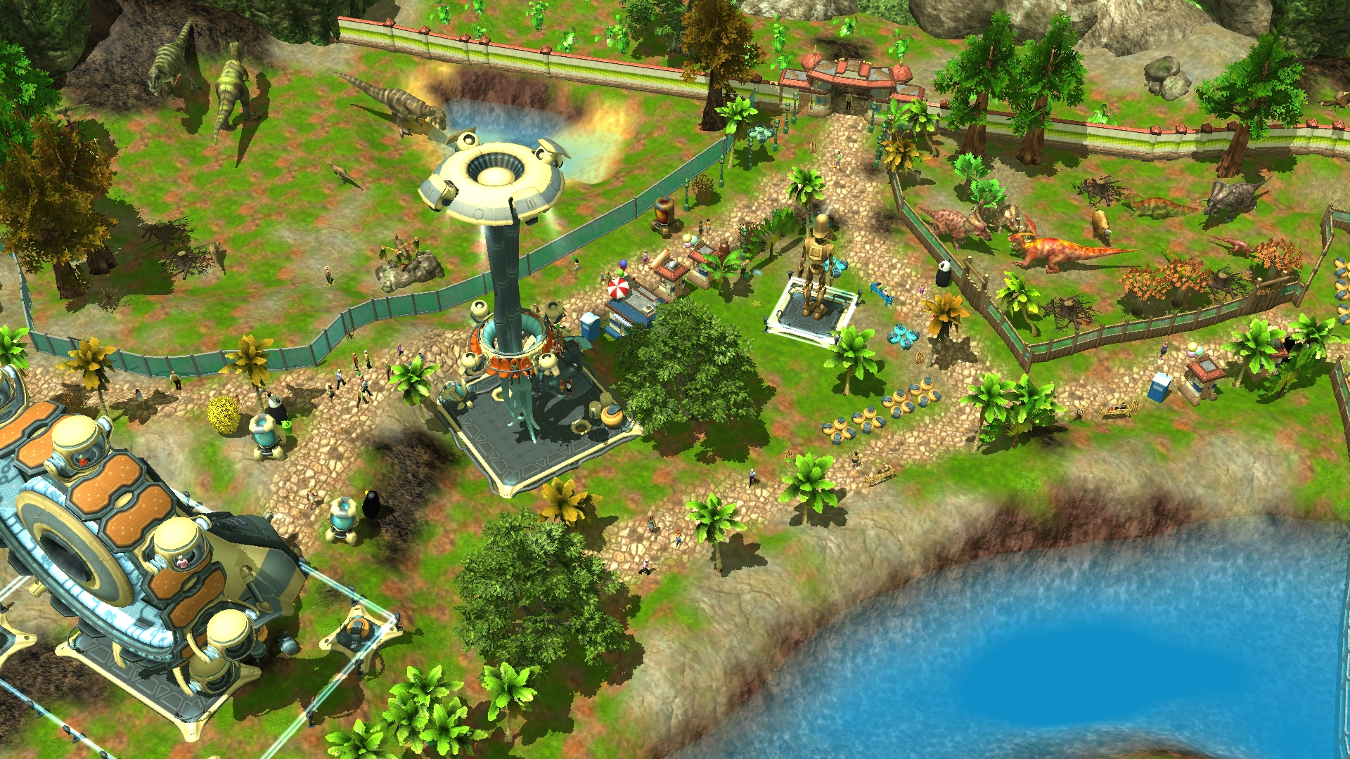 wildlife park 3 dino invasion download free full games strategy games. Black Bedroom Furniture Sets. Home Design Ideas