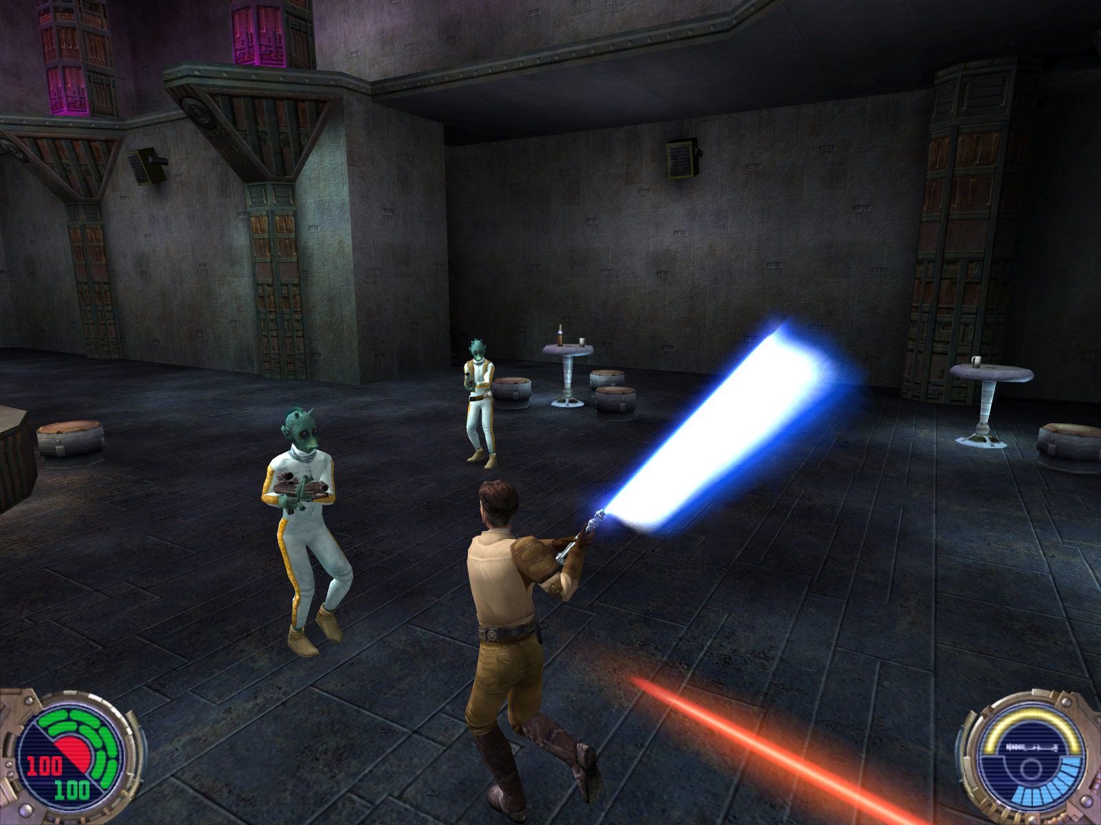 STAR WARS Jedi Knight II - Jedi Outcast screenshot