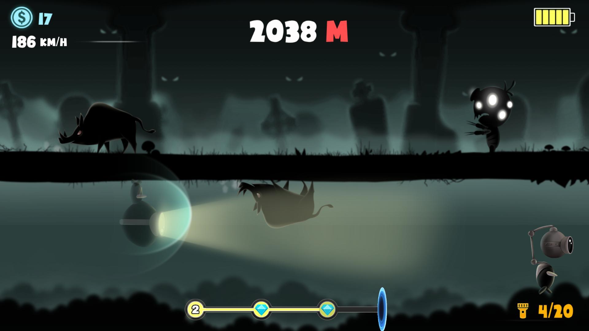 Lamp Head screenshot