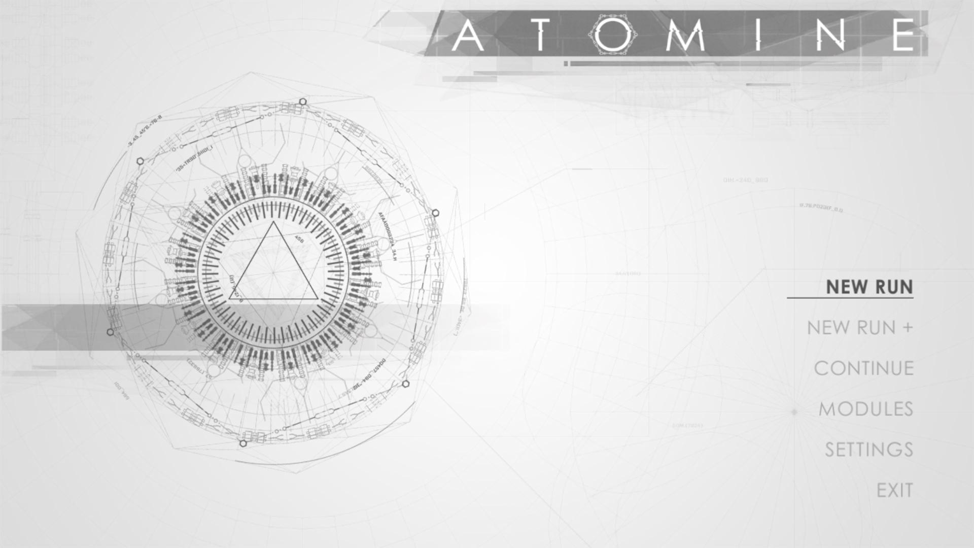 ATOMINE screenshot
