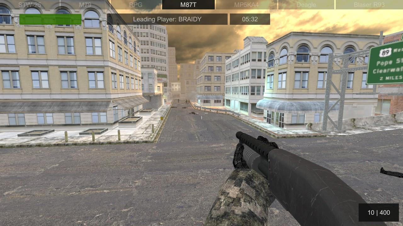 Masked Shooters screenshot