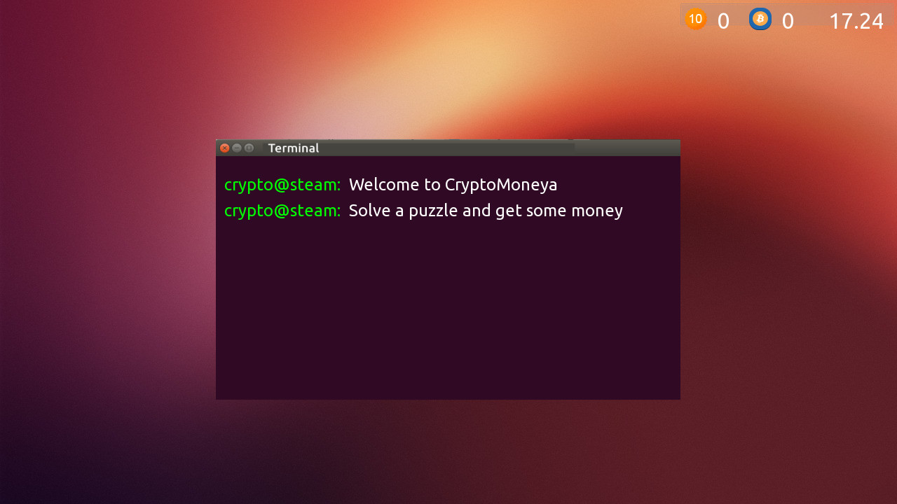 CryptoMoneya screenshot