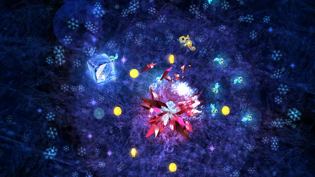 Glowfish screenshot