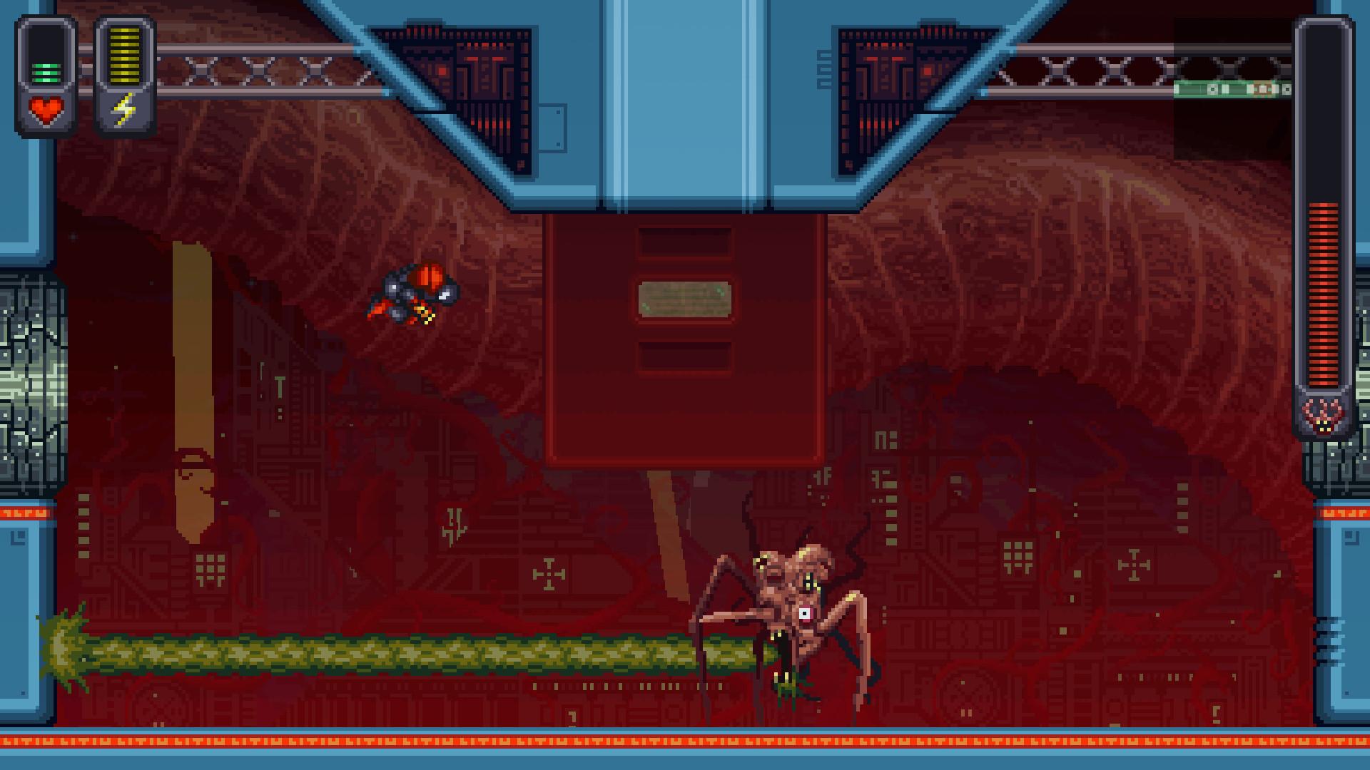 A Robot Named Fight! screenshot