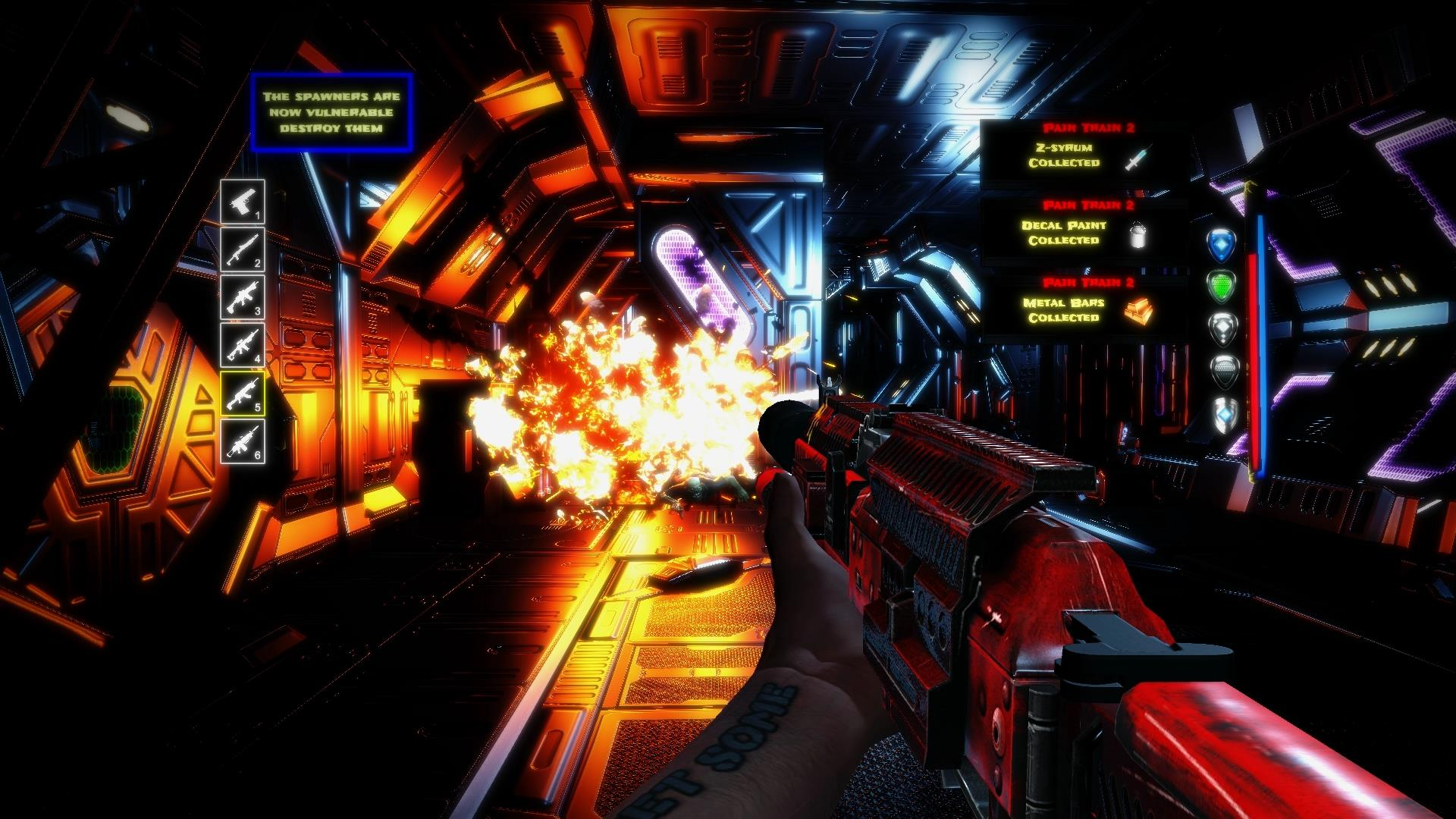 Pain Train 2 screenshot