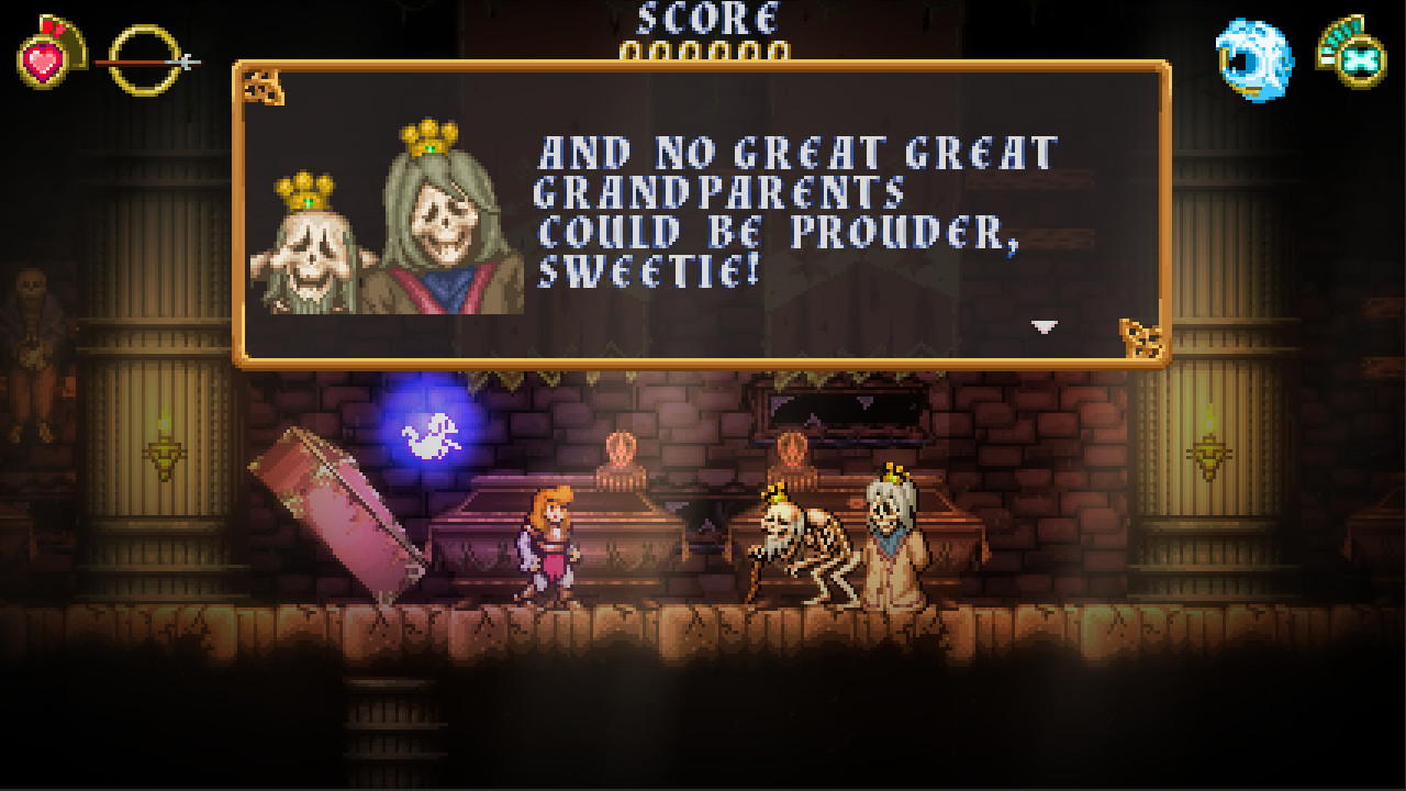 Battle Princess Madelyn screenshot