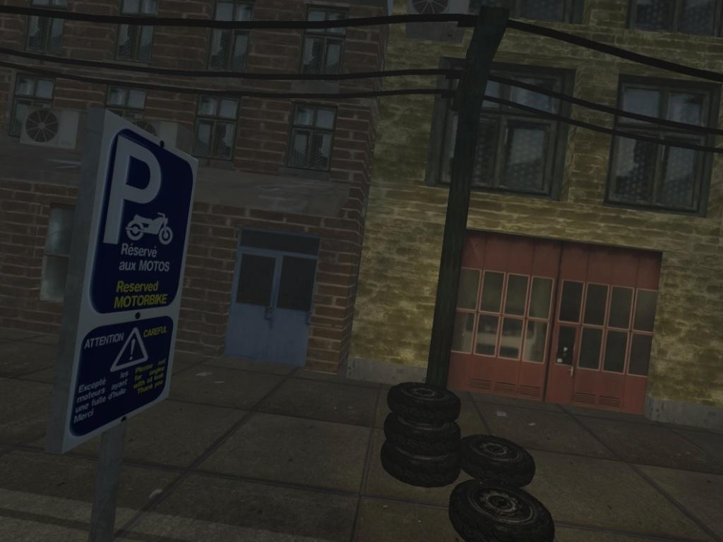 All Alone: VR screenshot