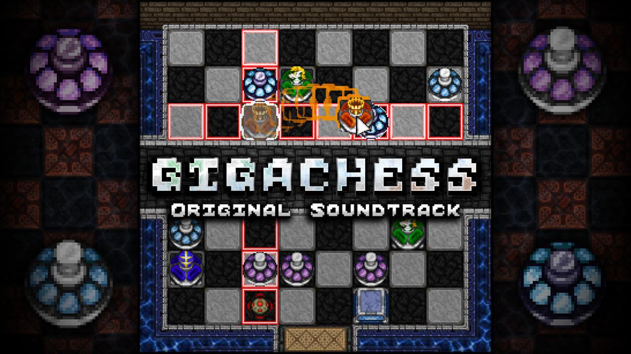 Gigachess - Original Soundtrack screenshot