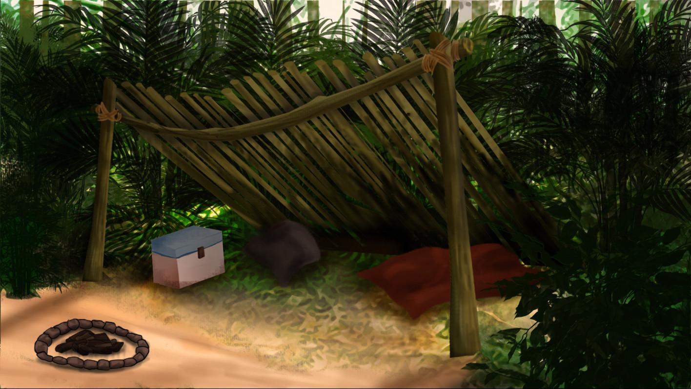 Getaway Island screenshot