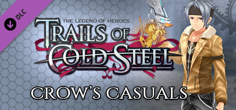 Cheap The Legend of Heroes: Trails of Cold Steel - Crow's Casuals steam key