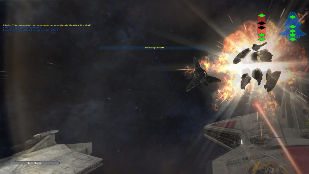 Star Wars: Battlefront 2 (Classic, 2005) screenshot
